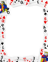 deck of cards photo booth picture frame template search