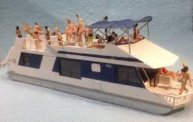 ho 7301 firefly houseboat