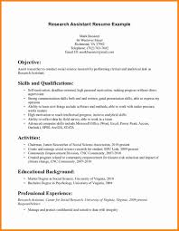 gallery of sample resume teacher assistant research assistant