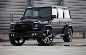 mercedes g wagon prior design mercedes benz g class w463