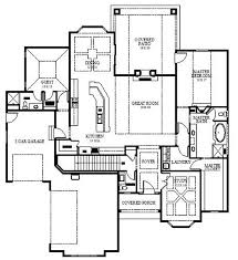 vaulted ceiling house plans country floor plan chateau de macon by ecotecture studios