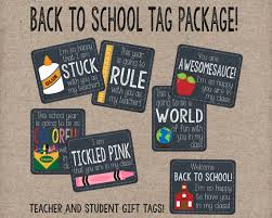 school gifts on sale ultimate back to school gift tag package 10