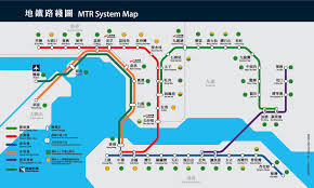 mtr map mtr system map