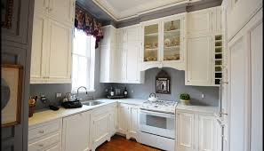 Kitchen Paint Ideas White Cabinets How To Paint White For Kitchen Color Ideas With Oak Cabinets