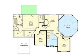 family room floor plans spectacular family room 19528jf architectural designs house