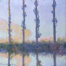 the four trees claude monet 29 100 110 work of art
