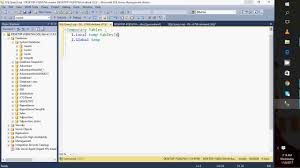 Sql Declare Temp Table Temporary Tables In Sql Server Youtube
