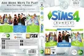 the sims 4 bundle overview vampires kids room u0026 backyard simsvip