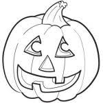 happy halloween pumpkin coloring pages colotring pages