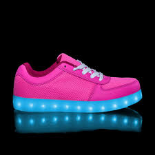 led light up shoes for adults flashing led light up trainers for adults pink white cheap sale