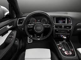 2011 Audi Q5 Interior 2015 Audi Q5 Information And Photos Zombiedrive