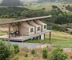 camping has been reimagined at this holiday spot in the kaipara
