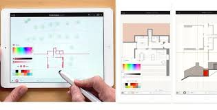 archisketch app the best sketching tool for architects interior