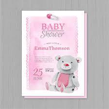 custom baby shower invitations nkflyer printing