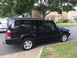jeep commander for sale used 2006 jeep commander v6 crd predator for sale in herts