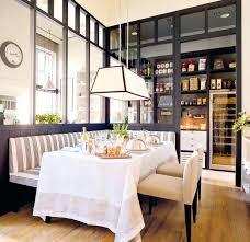 separation cuisine salle a manger separation verriere cuisine cuisine avec verriare pour cloisonner
