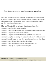 format of primary teacher resume functional resume samples