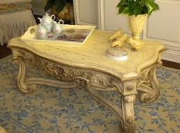 French Country Coffee Tables - renaissance architectural spanish coffee tables italian coffee
