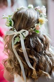 flower girl hair 22 adorable flower girl hairstyles to get inspired