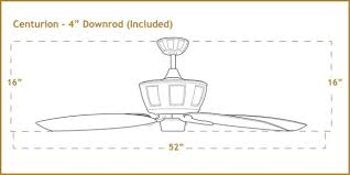 how to measure a ceiling fan how are ceiling fan blades measured theteenline org