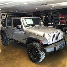 jeep wrangler jacked up builtbycarolinacustom hashtag on twitter