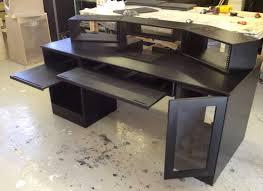 Diy Recording Desk New Studio Desk My Diy Recording Studio Desk Home And Interior