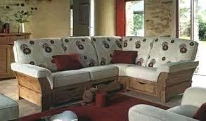 canapé cuir et bois rustique canape cuir et bois rustique canape cuir et bois rustique relooker d