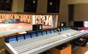 Studio Console Desk by Ssl Duality Goes To The Herb Alpert Of Music Solid State