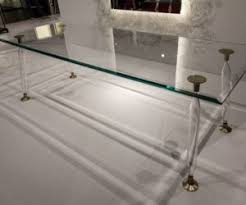 all glass dining table 7 reasons why you should get a glass top for your tables