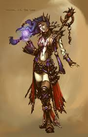 female witch doctor costume informational shattered soulstone podcast