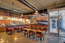 Pizza Restaurant Interior Design Ideas Blaze Pizza Diversified Constructiondiversified Construction