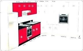 mesures en cuisine faaades meubles cuisine facade cuisine types visualdeviance co