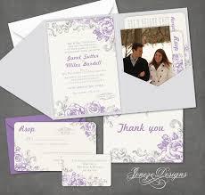 pocket folds pocket fold wedding invitations jeneze designs