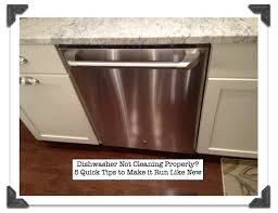Frigidaire Dishwasher Not Pumping Water Dishwasher Not Cleaning Properly 5 Quick Tips To Make It Run Like New