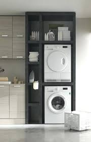 Laundry Room Storage Between Washer And Dryer Washing Machine Dryer Storage Laundry Room Storage Between Washer