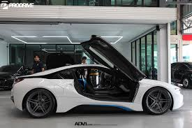 Bmw I8 Performance - an electrifying build bmw i8 with adv05 m v2 cs series concave
