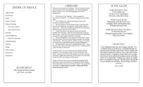 funeral programs order of service funeral program template patriotic us program