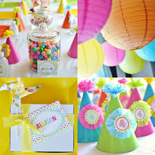Birthday Decoration Ideas For Kids At Home Strawberry Shortcake Birthday Party Decoration Idea Kids Birthday