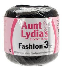 aunt lydia u0027s fashion crochet thread joann