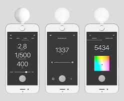 light meter app iphone lumu power converts your iphone to a color meter exposure meter and