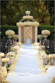 wedding decorating ideas picture of wedding aisle decor ideas that will your mind