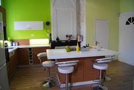 cuisine verte pomme cuisine vert pomme photo 1 7 les chaises hautes viennent de