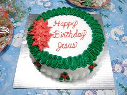 don u0027t forget to make a christmas birthday cake for jesus gourmet
