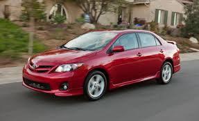 car toyota toyota corolla reviews toyota corolla price photos and specs
