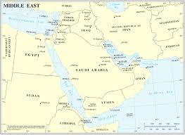 Map Of Ancient Middle East by Map Middle East River Map