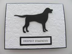 dog condolences pet sympathy card cat or dog sympathy dog bereavement card