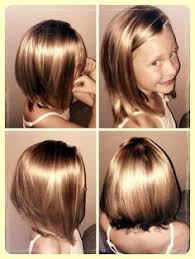 kids angled bob haircut 25 belles coupes pour petites filles girl haircuts angled bobs
