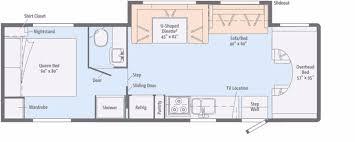 winnebago rialta rv floor plans winnebago rialta motorhome floor plans flooring ideas and