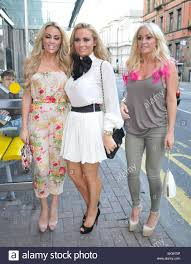 29 june 2012 liverpool the cast of desperate scouse wifes