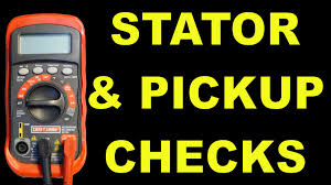 ignition pickup and stator checks for ac scooters atvs u0026 more